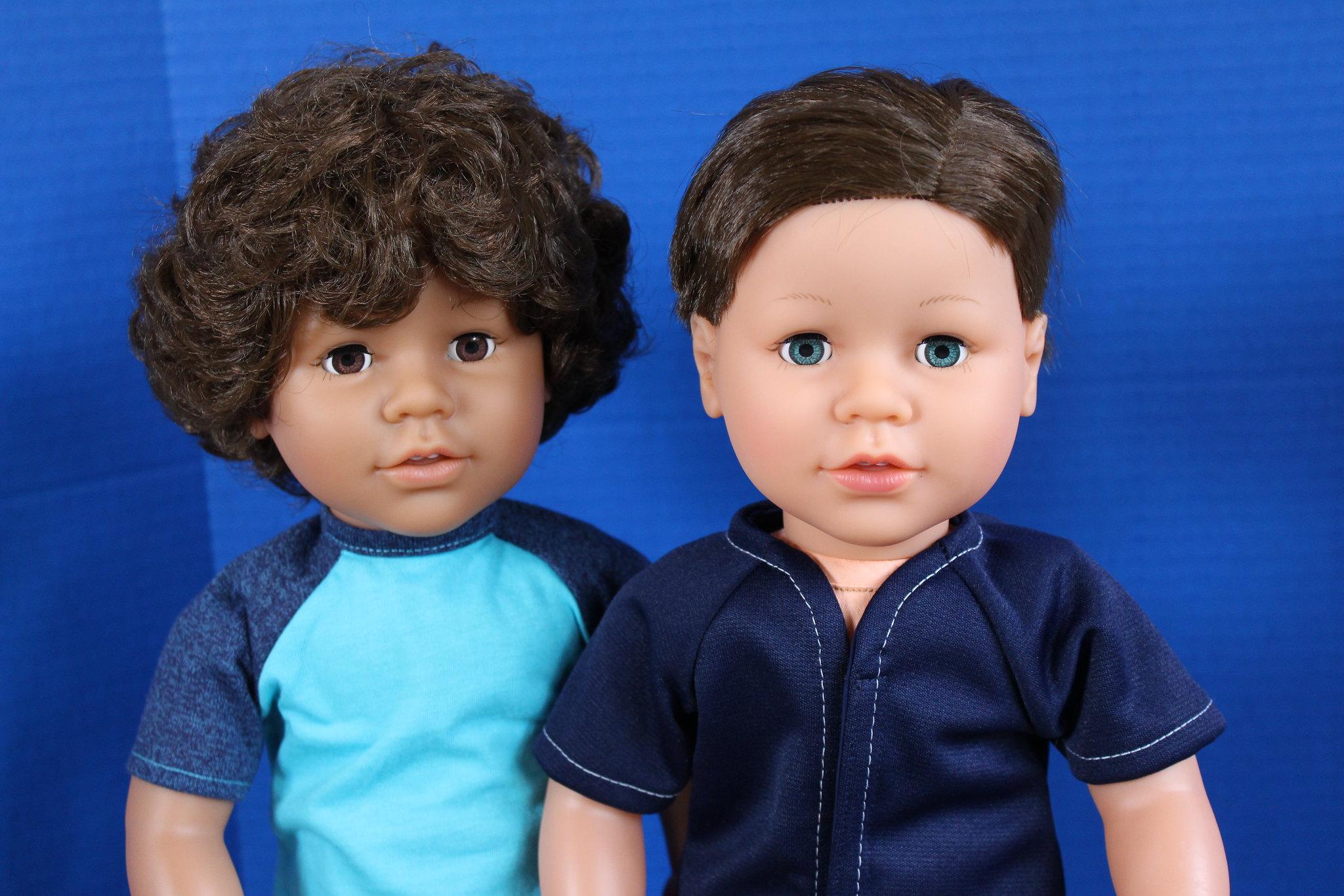 My Sibling/My Pal Dolls