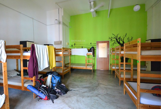 kuala lumpur hostels PODs The Backpackers Home