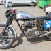 Lydden Hill August 2016 Paddock Sidecar Triumph T21 No 53 001