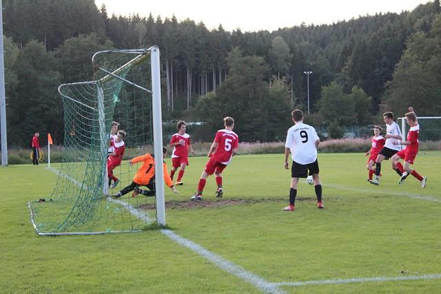 B-Jugend: SSV Anhausen - TSV Diedorf