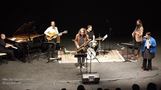 ANU Jazz Faculty Concert