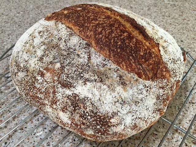 Roasted Pumpkin Seed Bread