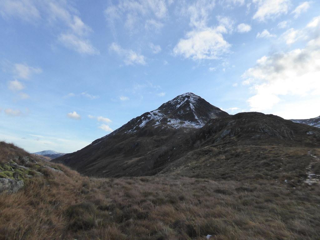 Garbh Bheinn Loch Leven