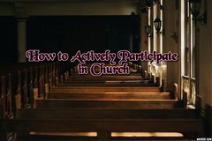 How to Actively Participate in Church | The Hudson Church