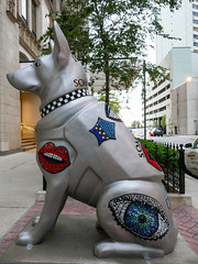 "K9s for Cops Public Art Campaign - ""Athena"" by ?"