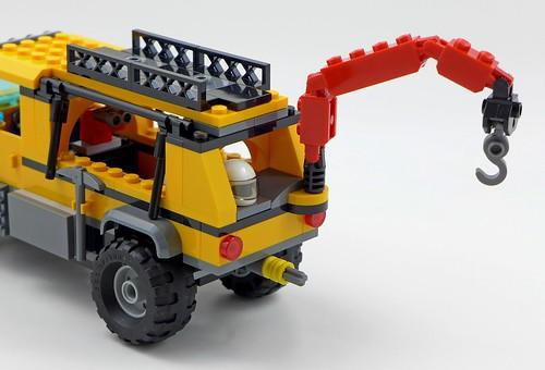 LEGO City Jungle 60161 Jungle Exploration Site 61
