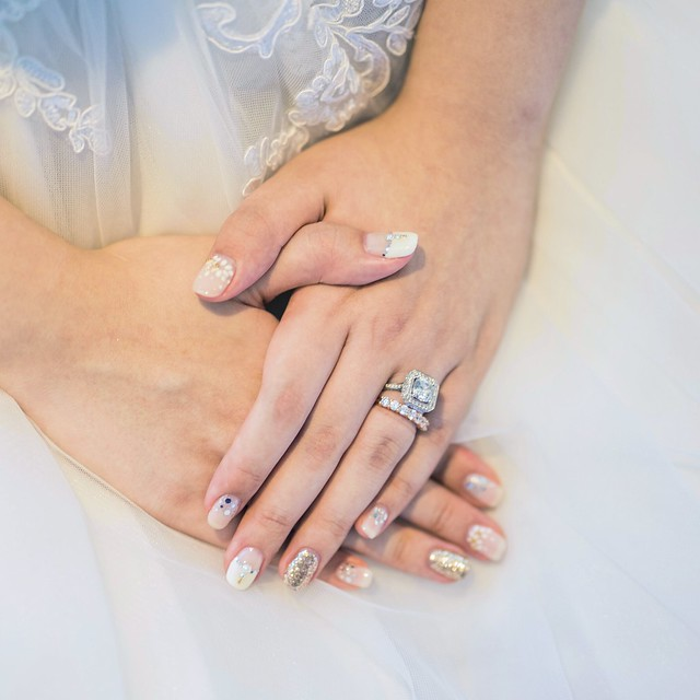 The Mayfair Nail Spa - Wedding Nails