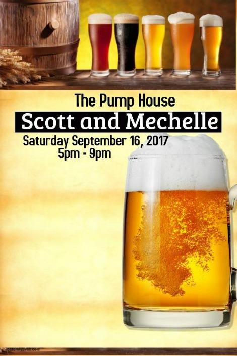 Scott and Mechelle 9-16-17