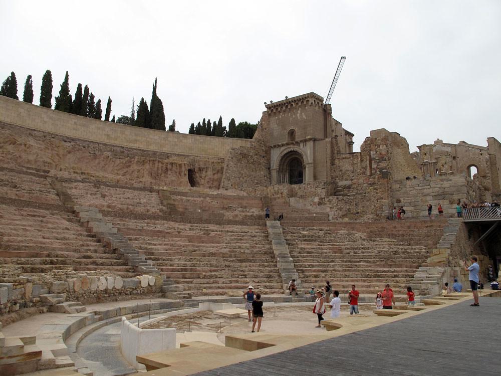 museo teatro cartagena_patrimonio_rafael moneo_intervención_premio europa nostra_iglesia