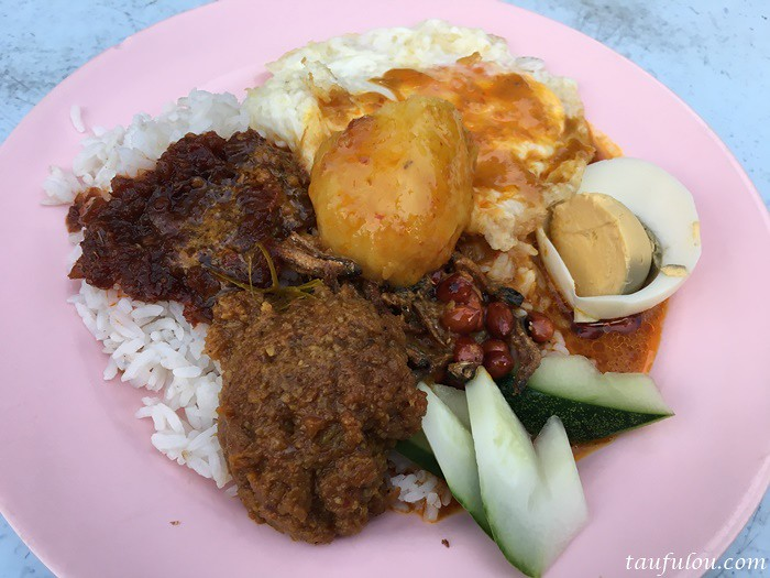 Nasi Lemak Kota Damansara (8)