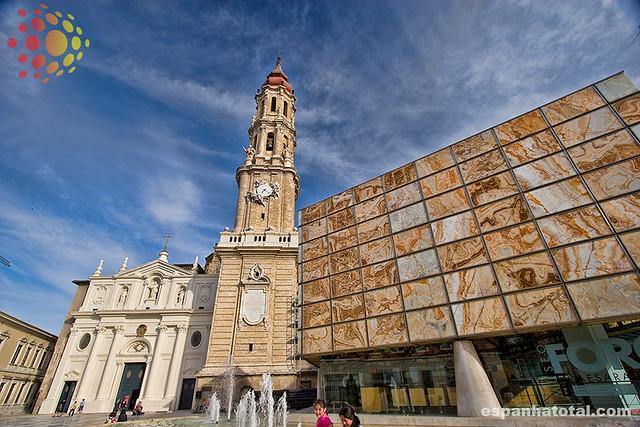 o que fazer em Zaragoza: visitar La Seo