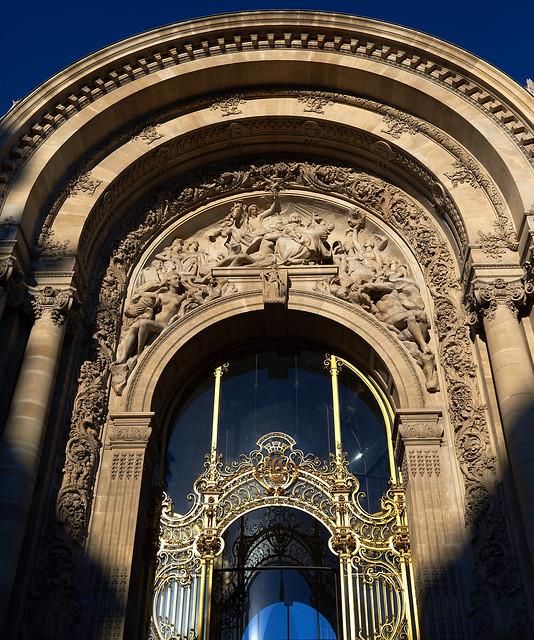 Petit Palais, Nikon D610, Nikon AF-S NIKKOR 35mm f/1.8G ED
