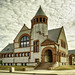 Historic Hoyt Library, Saginaw, Michigan