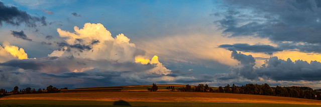 Clouds - Upper Franconia, Germany