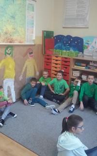 Dzień Chłopaka w klasie 3B