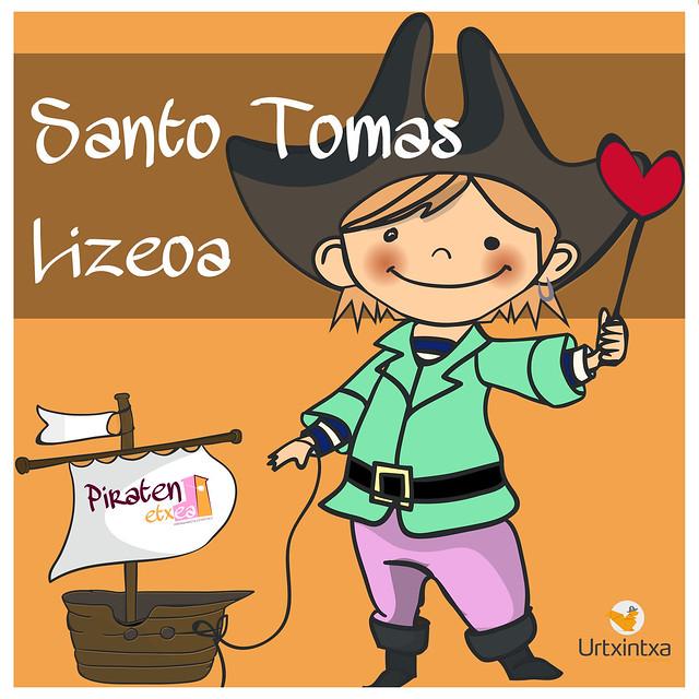 Pirata Egonaldiak- Santo Tomas Lizeoa 2017/10/26-27