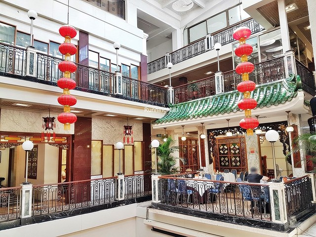 Guangzhou Restaurant Interior