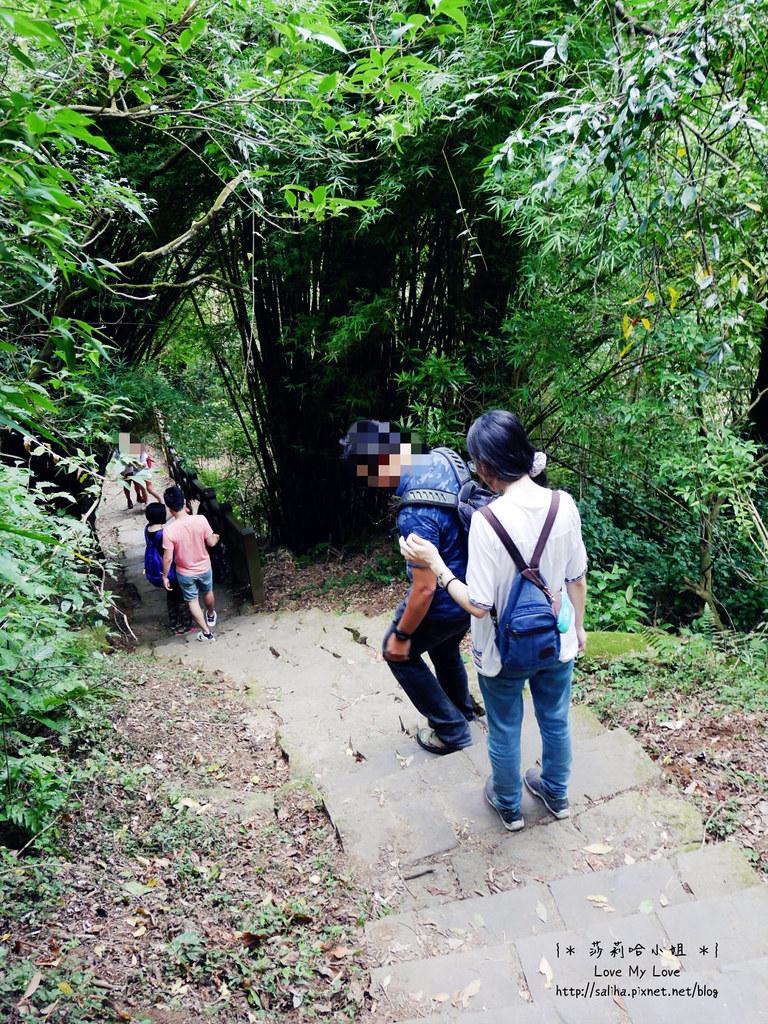 陽明山一日遊景點推薦絹絲瀑布步道 (14)