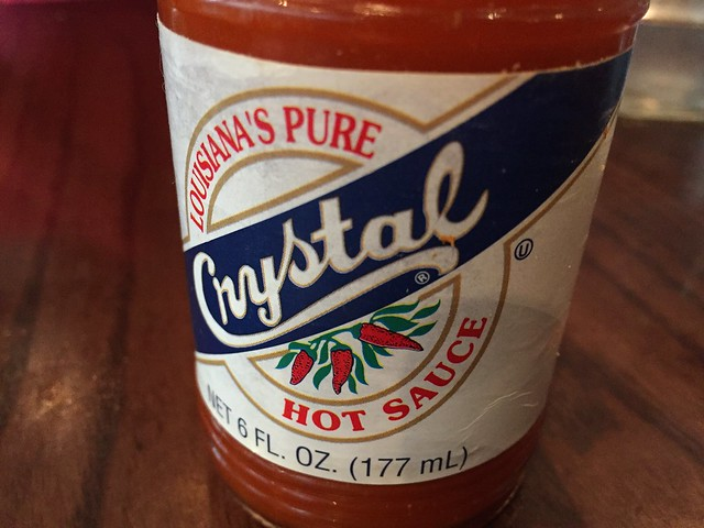 Louisiana's Pure Crystal Hot Sauce