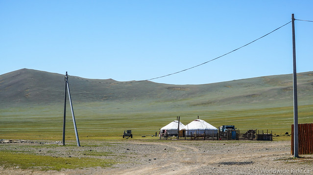 Mongolia Border to Uglii-2