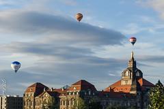 Baloons over Dresden