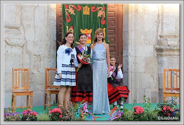 #BriviescaFiestas17 Lectura del pregón y Proclamación de las Reinas (15)
