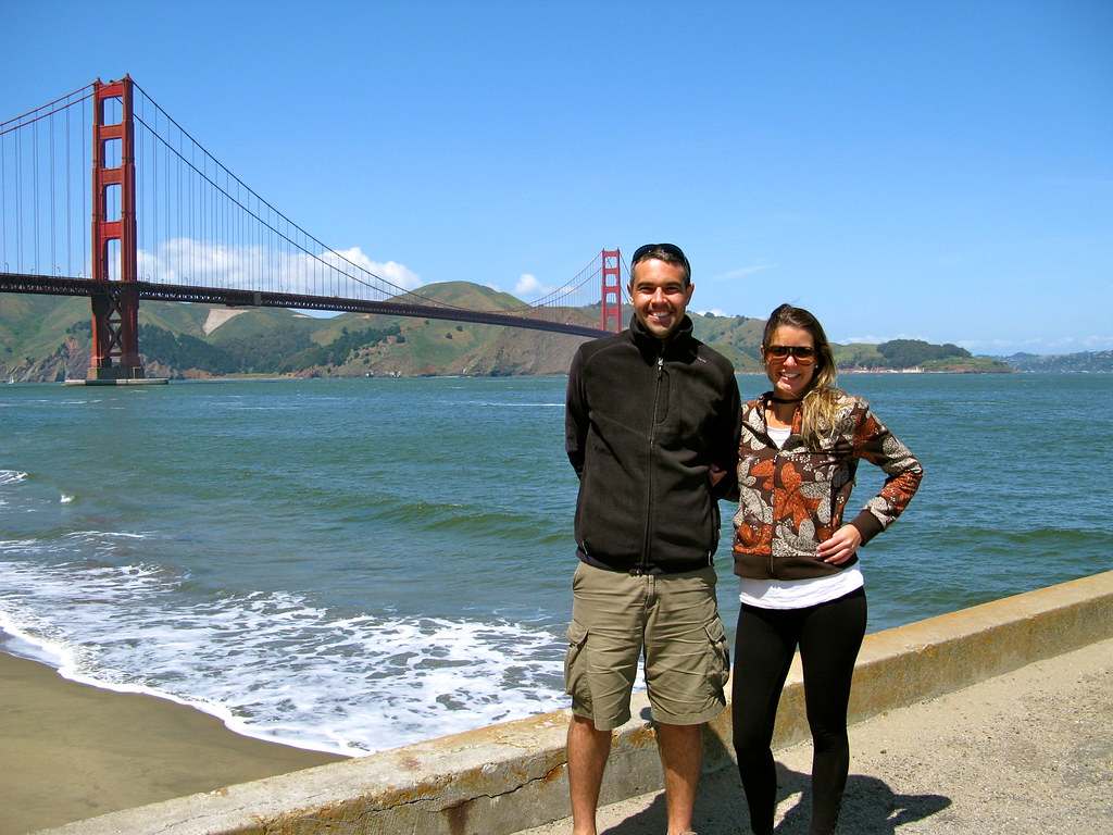 Golden Gate en San Francisco