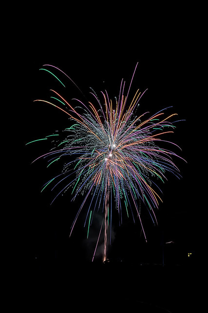 Feuerwerk., Canon EOS 5D MARK IV, Canon EF 16-35mm f/4L IS USM