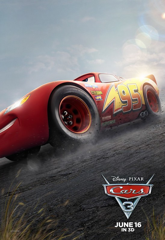Cars 3 - Poster 11