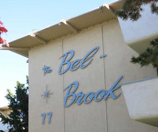 Bel-Brook Apartments Signage, Canon POWERSHOT G15