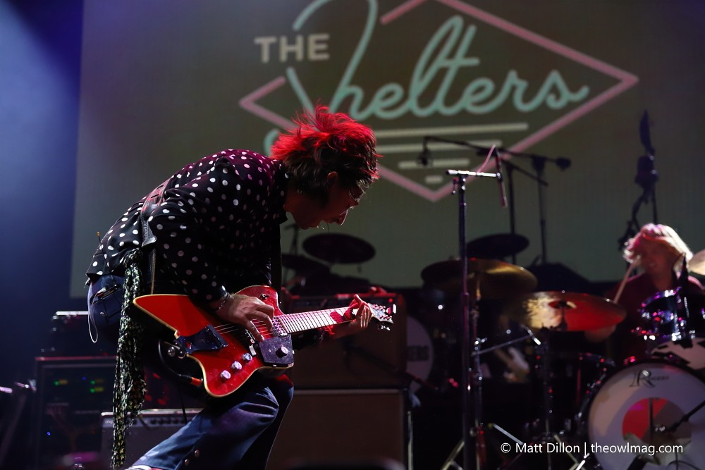 The Shelters @ Golden 1 Center, Sacramento 9/1/17