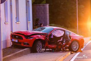 Tödlicher Verkehrsunfall Budenheim 01.09.17