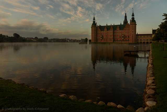 Seeing it for the first time again, Frederiksborg Castle, Hillerød, Denmark