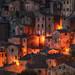 Night in Tuscany by Krasi St Matarov