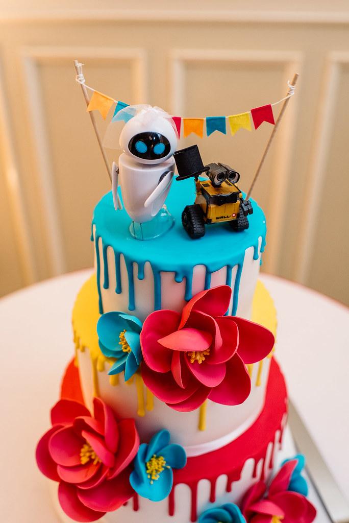 Wedding DIY's - cake