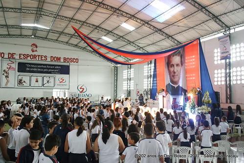 Aracaju - CSNSA - Aniversário de Dom Bosco