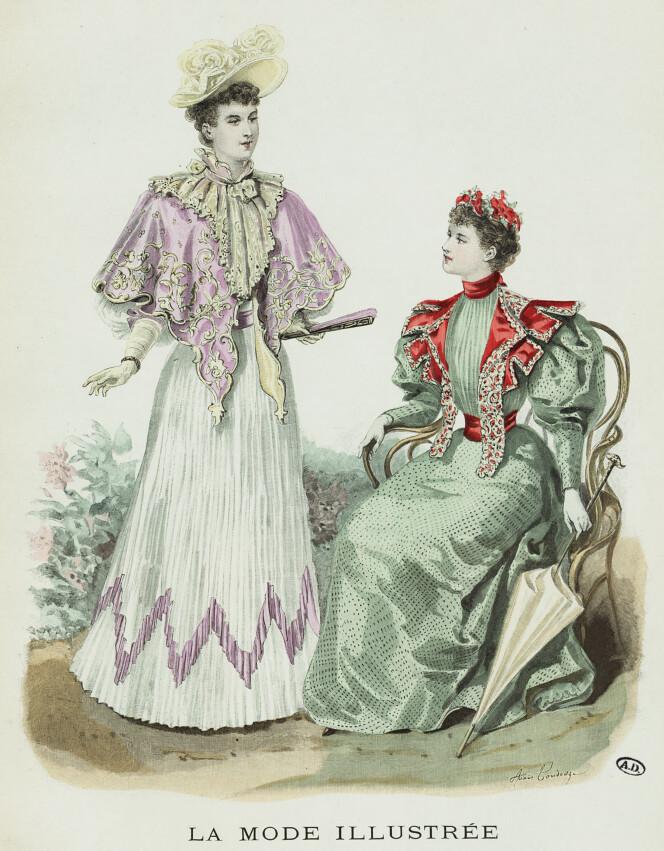 La Mode Illustrée, 29 juillet 1894
