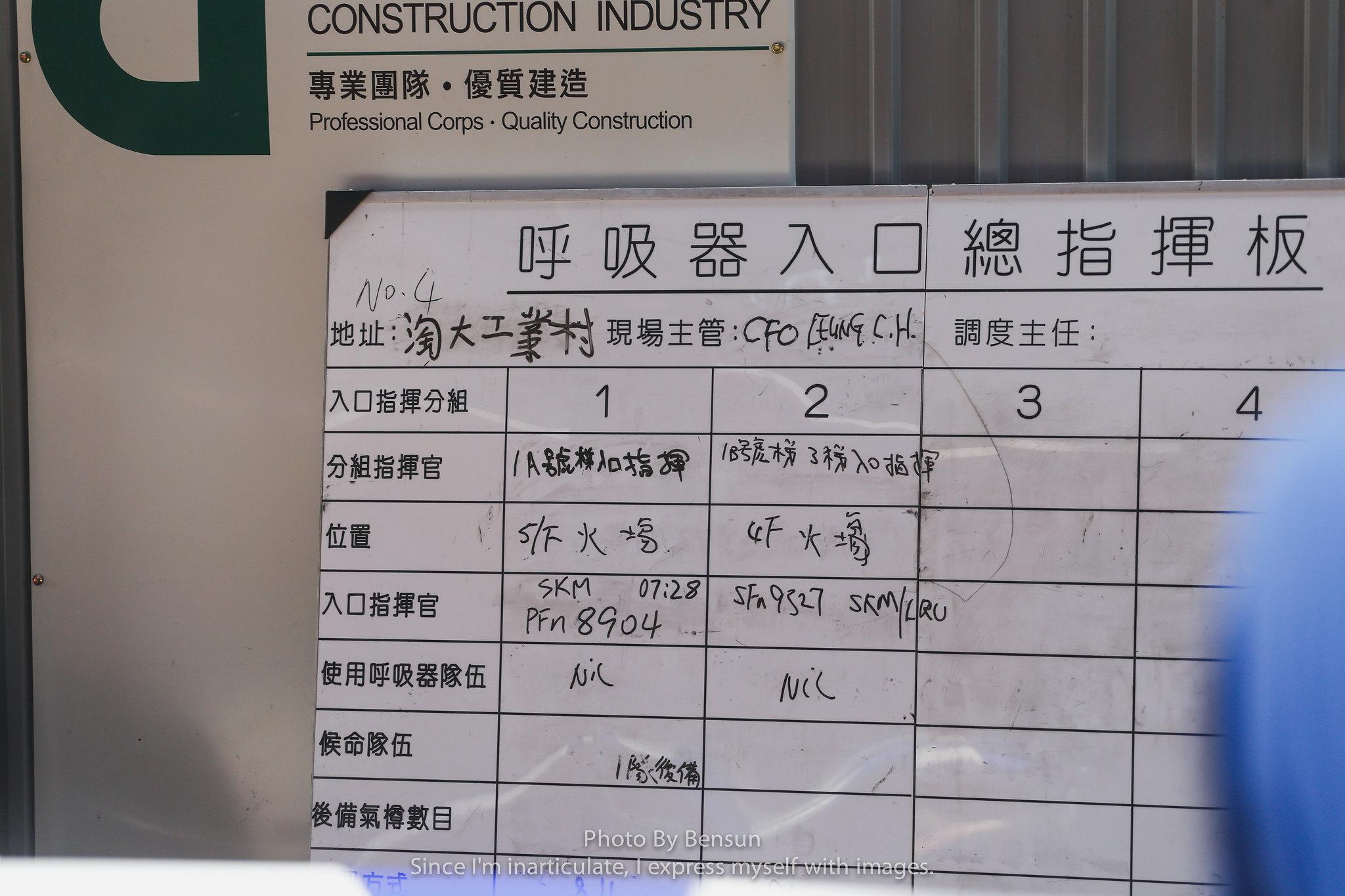 淘大工業村迷你倉大火#