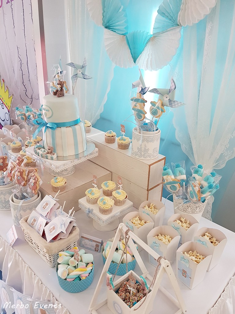 candy bar Cumpleaños Osito Merbo Events