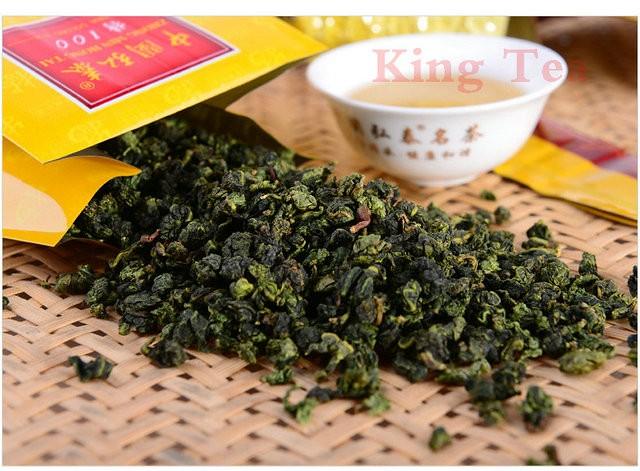 Free Shipping Special 100  Heavy Flavor TieGuanYin 125g*4bags = 500g  ZhongMinHongTai China FuJian AnXi Wuyi Mountain Chinese Cliff Tea TiKuanYin Cha