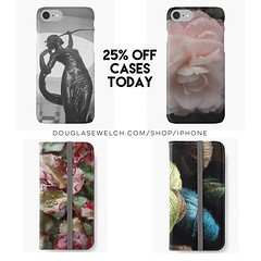 25% OFF All IPhone And Samsung Cases And Wallets Today! Over 100 Different Designs Available exclusively from http://ift.tt/2i1uX76 http://ift.tt/2lUdlJ1 (Direct Link) Smartphone Case Features Slim fitting one-piece clip-on case Allows full access to all