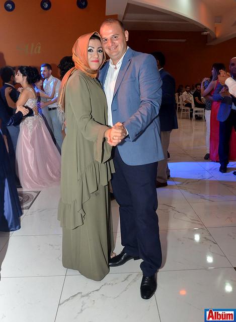 Selcan Sulutaş, Ali Çavuşoğlu -nişan-6