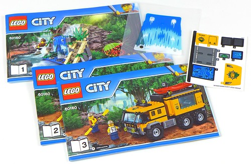 LEGO City Jungle 60160 Jungle Mobile Lab 03