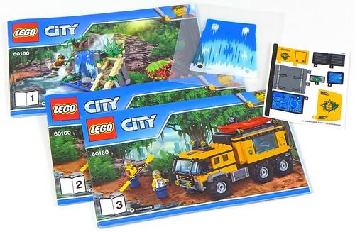 LEGO City Jungle 60160 Jungle Mobile Lab 03