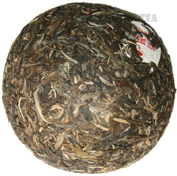 Free Shipping 2011 ChenSheng BaWangTuoCha Bowl Nest 500g YunNan MengHai Organic Pu'er Raw Tea Sheng Cha Weight Loss Slim Beauty