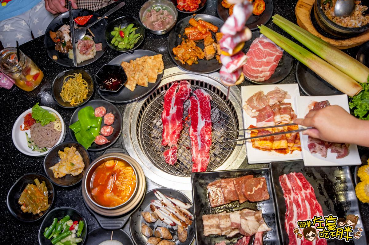 東大門韓式燒烤暢食料理館-79