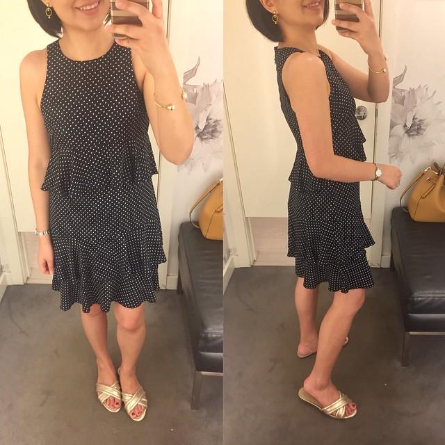 Uniqlo Maxi Skirt Styled 2 Ways Loft New Arrivals Fitting Room