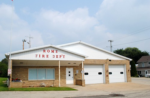 Rome, Wisconsin Fire Department