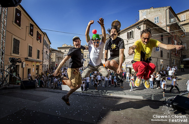 Clown&Clown Festival 2016 - Monte San Giusto