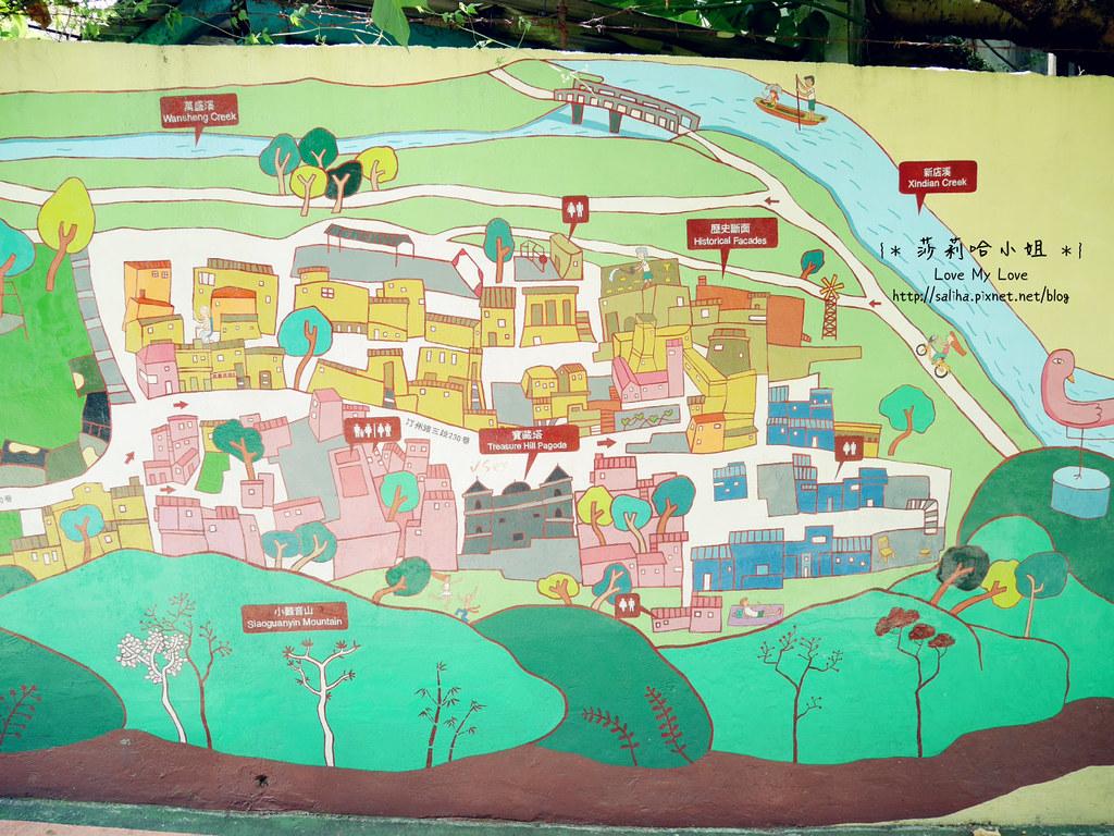 台北好拍一日遊景點推薦公館寶藏巖 (3)